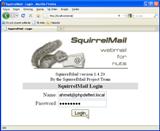Squirrelmail yapılandırması 12